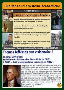 Citations économiques