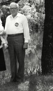 Michael Karkoc,94 ans ancien officier SS de la Légion Ukrainienne.