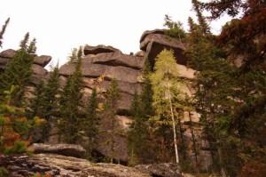 Peut-être l'emplacement des ruines aidera les scientifiques à découvrir leur but.