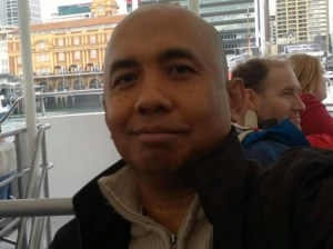 Zaharie Ahmad Shah ,le commandant de bord du vol 370.