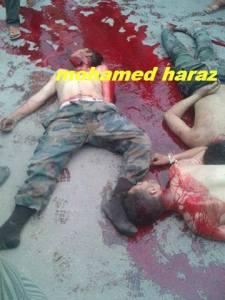 Partout en Syrie,ces scènes se répètent.