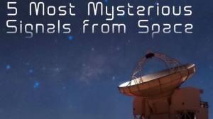 5 mystérieux messages