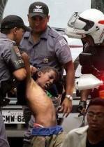 Une cruauté qui touche particulièrement les enfants.