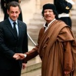 Sarkozy et Kadhafi :le traitre et le trahi. L'Europe ,le Nouvel Ordre Mondial  face à l'Afrique et à un grand Leader.