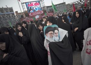 Protestations: Le Groupe a appele Les Musulmans Du Monde Entier à jurer allégeance à l'Etat islamique. En chiite Dominee par l'Iran, cependant, IL Ya eu des manifestations de grande ampleur Contre Les militants Islamistes