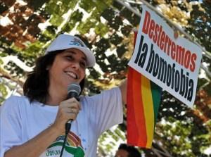 Mariela Castro ,présidente de