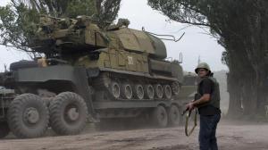 « Aucun missile antiaérien n'a été déployé pendant l'opération antiterroriste (…) Ils sont tous à leur place », a affirmé aujourd'hui Bohdan Senik, porte-parole du ministère de la Défense de l'Ukraine.