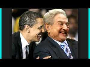 Deux grands amis qui se ressemblent:Georges Sorros et Barack Hussein Obama.