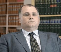 L'avocat constitutionaliste,Rocco Galati.