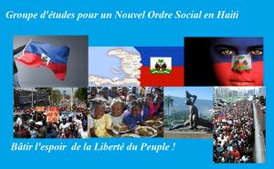 Faites  partie du défi haïtien actuel:joingnez-vous  à notre groupe d'études su Facebook!