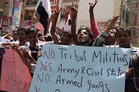 Le peuple du Yémen n'en veut pas de cette guerre.