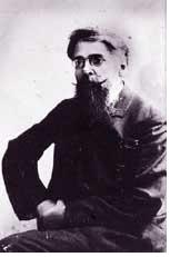 Coll.M.Lepekjine – Le « fabricant des Protocoles » Mathieu Golovinski, à Paris, en 1907