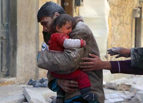 adolescent syrien