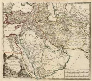 Ancien empire perse...histoire se répète!