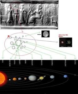Les preuves  des faits avancés se retrouve  sur le fameux rouleau décrit comme le livre d'Enki par Zecharia Sitchin.
