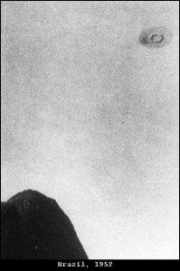 Au-dessus du brésil...1952.