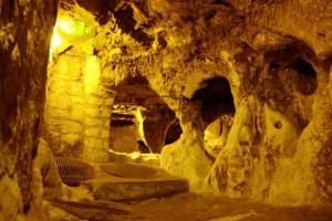 Autre photo du tunnel de Derinkuyu.