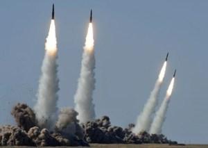 Test de missiles Iskander.