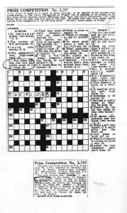 """Le nom de code ultrasecret """"Overlord"""" apparaît avant l'opération dans les mots croisés du Daily Telegraph""""."""