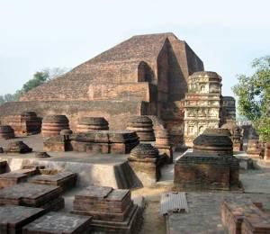 L'université de Nalanda.