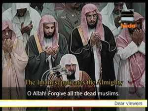 Récemment à la Mecque.