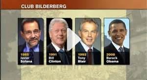 Hillary Clinton est le choix du Bilderberg Group.