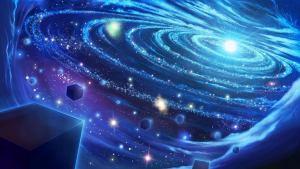 Nous devons comprendre qu' on ne naît pas par le biais de nos parents, mais que notre essence descend des étoiles comme quelque chose de totalement indépendante de notre origine physique.
