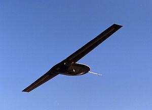 Dans les années 90, Lockheed-Martin a sorti un prototype d'avion furtif sans pilote. Le concept du RQ-3 Darkstar est identique à celui des drones d'aujourd'hui. L'idée était d'utiliser le Darkstar pour effectuer des missions de reconnaissance. Certaines rumeurs disent que le projet fut abandonné en 1998, alors que d'autres pensent qu'il a servi à l'invasion de l'Iraq en 2003.