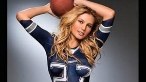Bridget Hall Peu importe l'équipe de football que vous supportez, vous tomberez amoureux des Dallas Cowboys