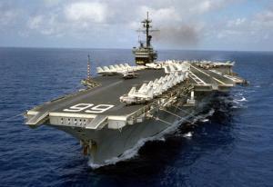 L'USS America Le porte-avions a été ajouté à l'US Navy  il n'y a pas si longtemps. Il est connu comme un hôpital flottant.