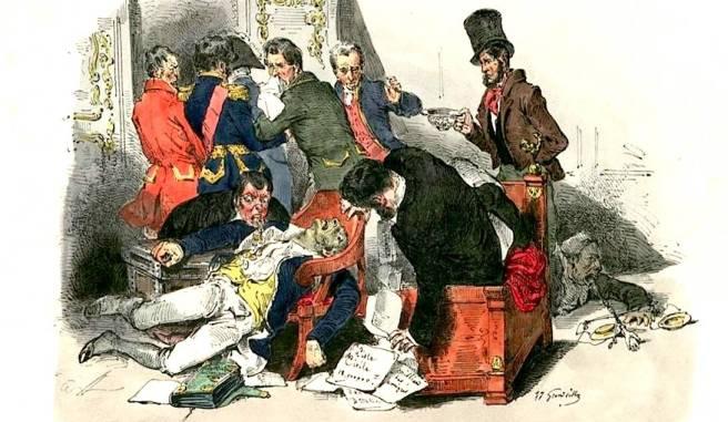 Epidemie 1820