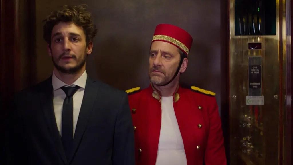 Qui ne dit mot, un film de Stéphane De Groodt