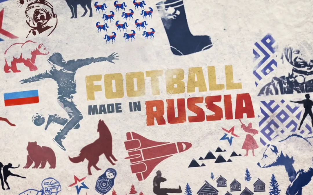Football made in Russia