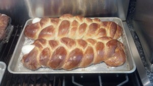 Easter Bread Braid