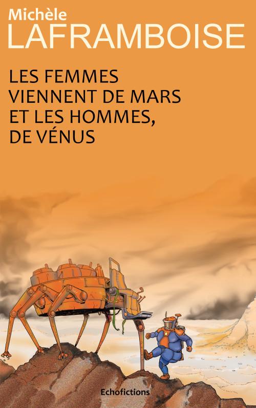 Couverture Femmes Mars