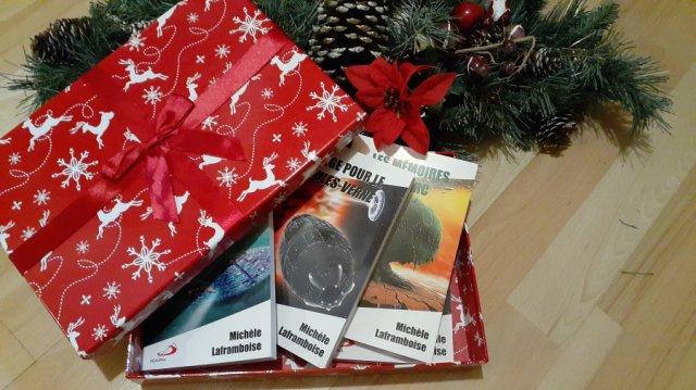 """Paquets-cadeaux du Space opéra """"Les voyages du Jules-Verne"""""""