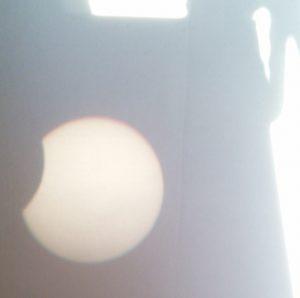 fin de l'Éclipse.