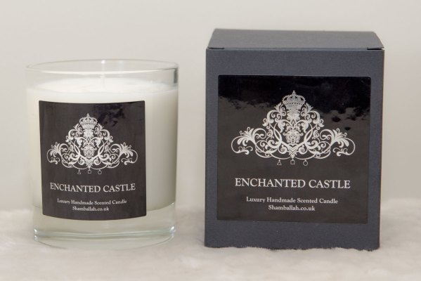 Enchanted Castle scented candle