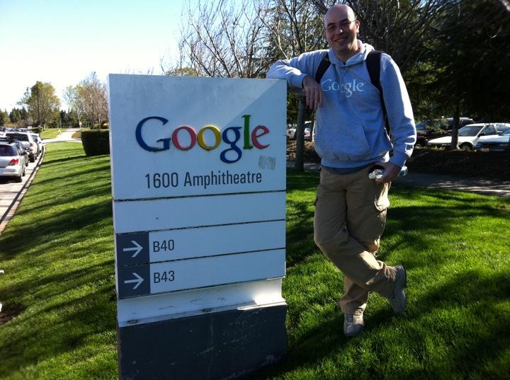 Working in Google UK (1/6)