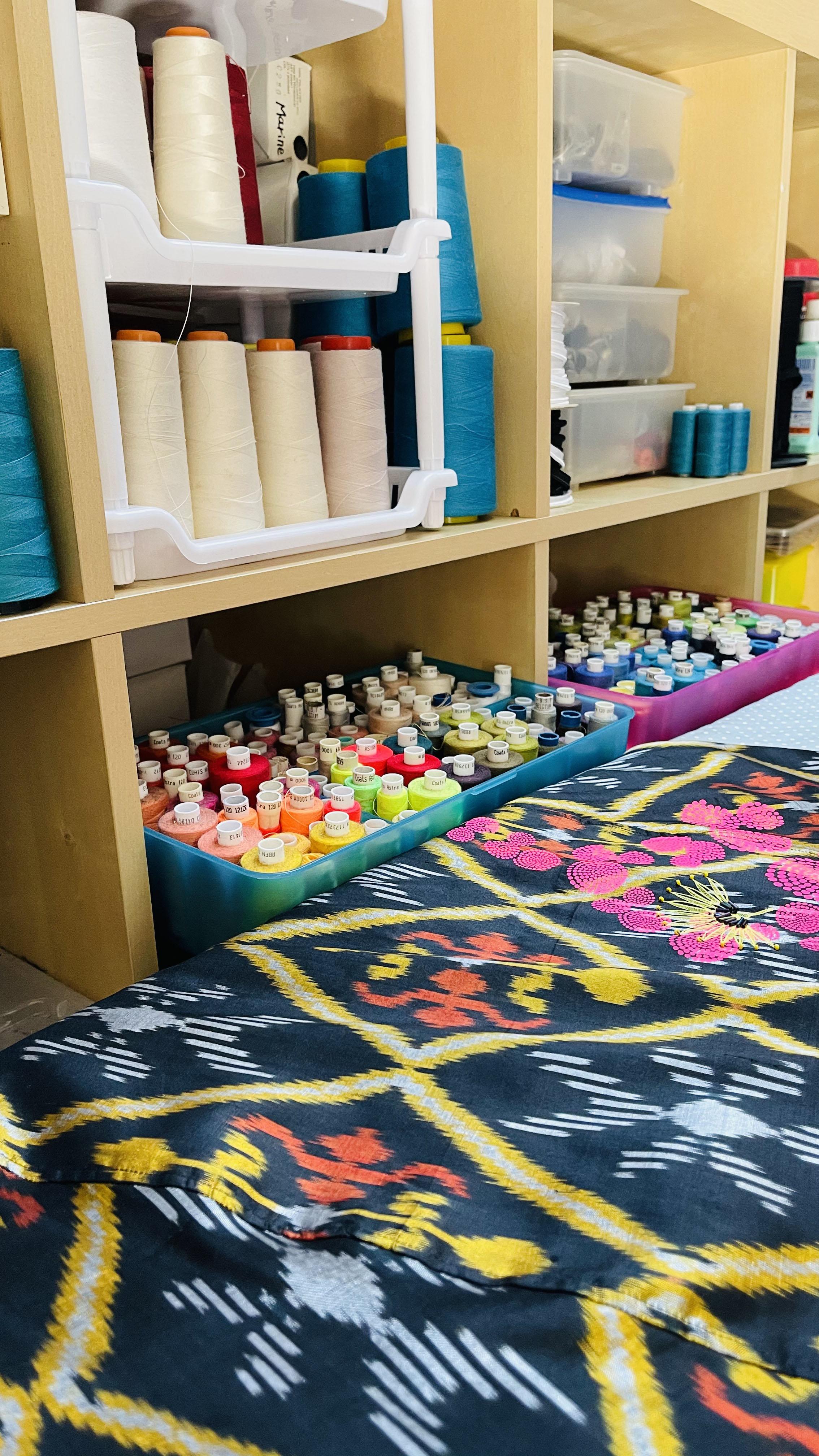 atelier de création textile