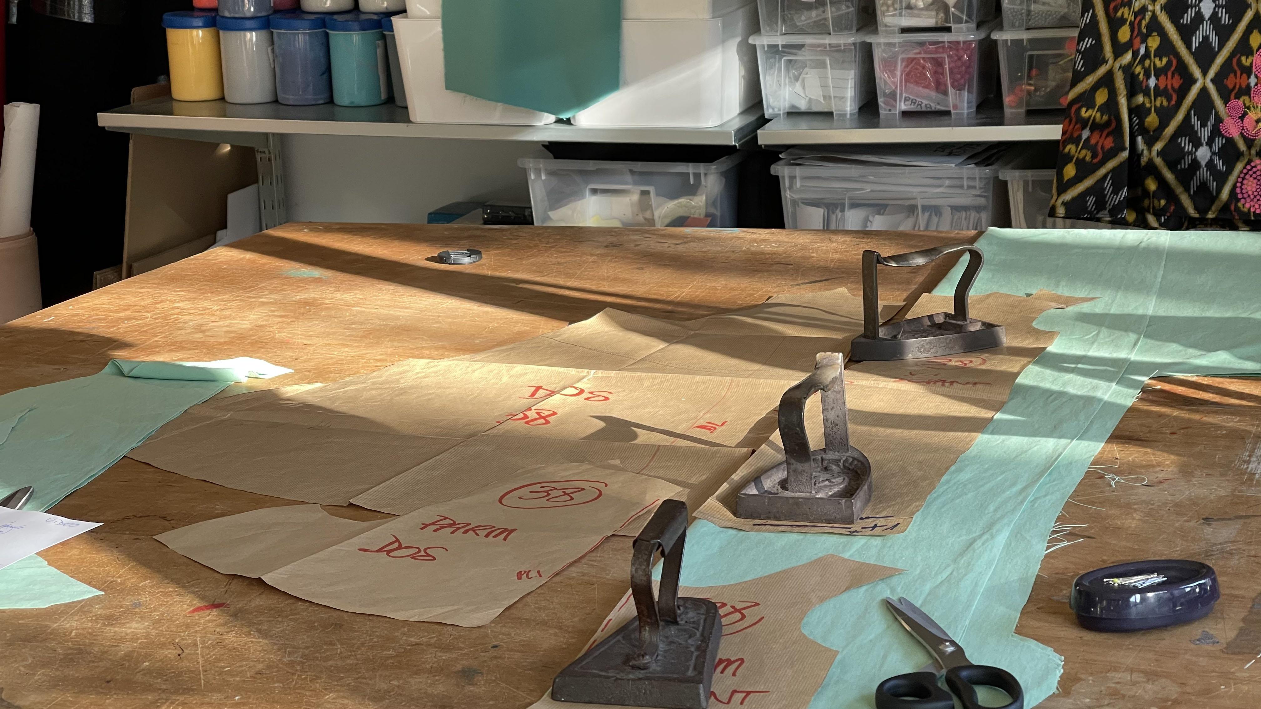 atelier mode éco-resonsable