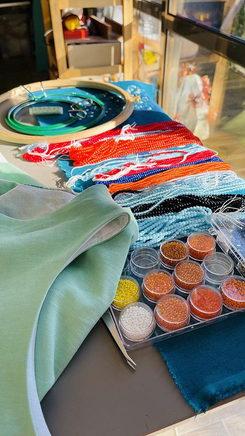 stages-textile-création-broderie-atelier-michèle-forest