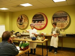 Tagine Demonstration at Whole Foods (2010)