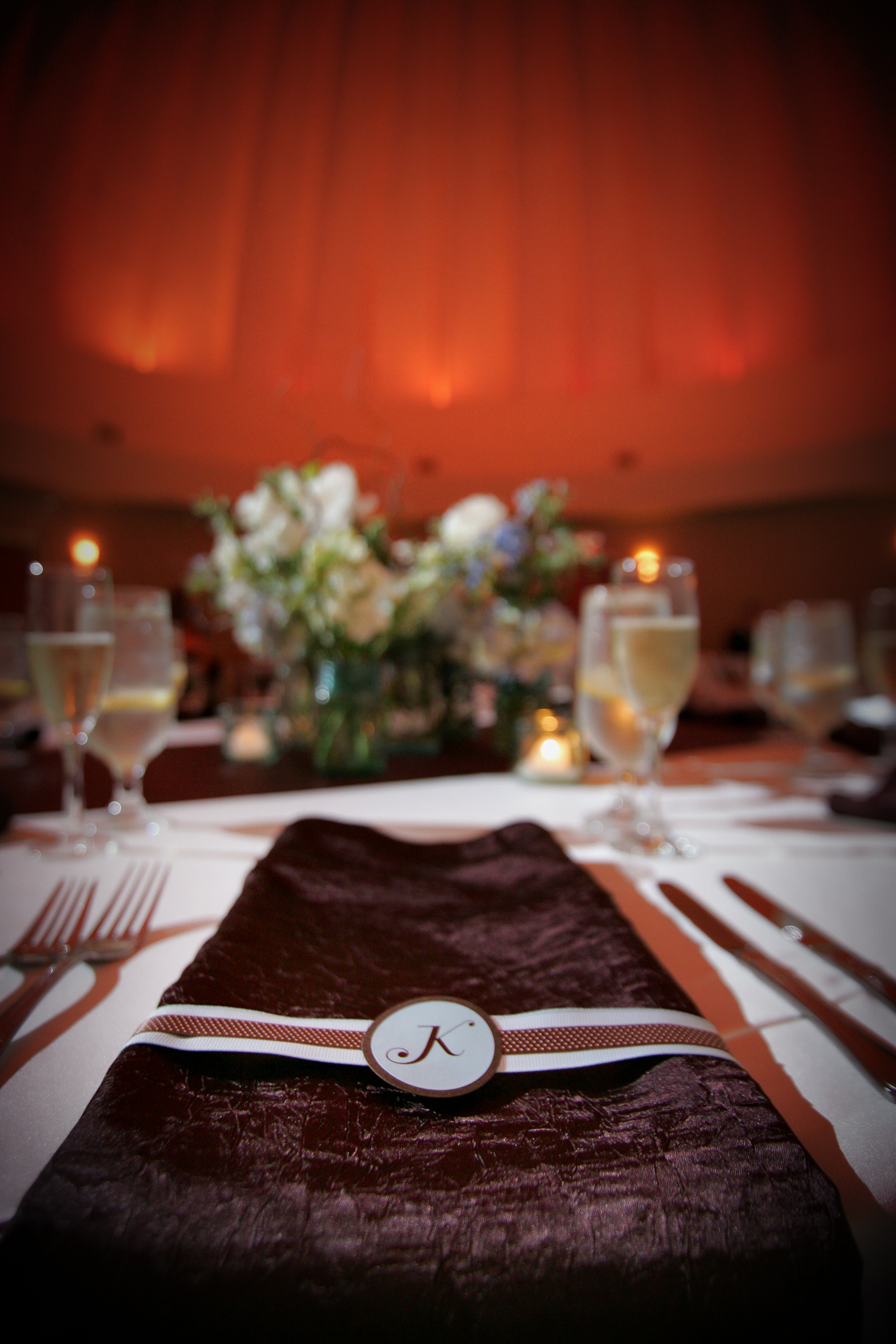 A perfect place setting