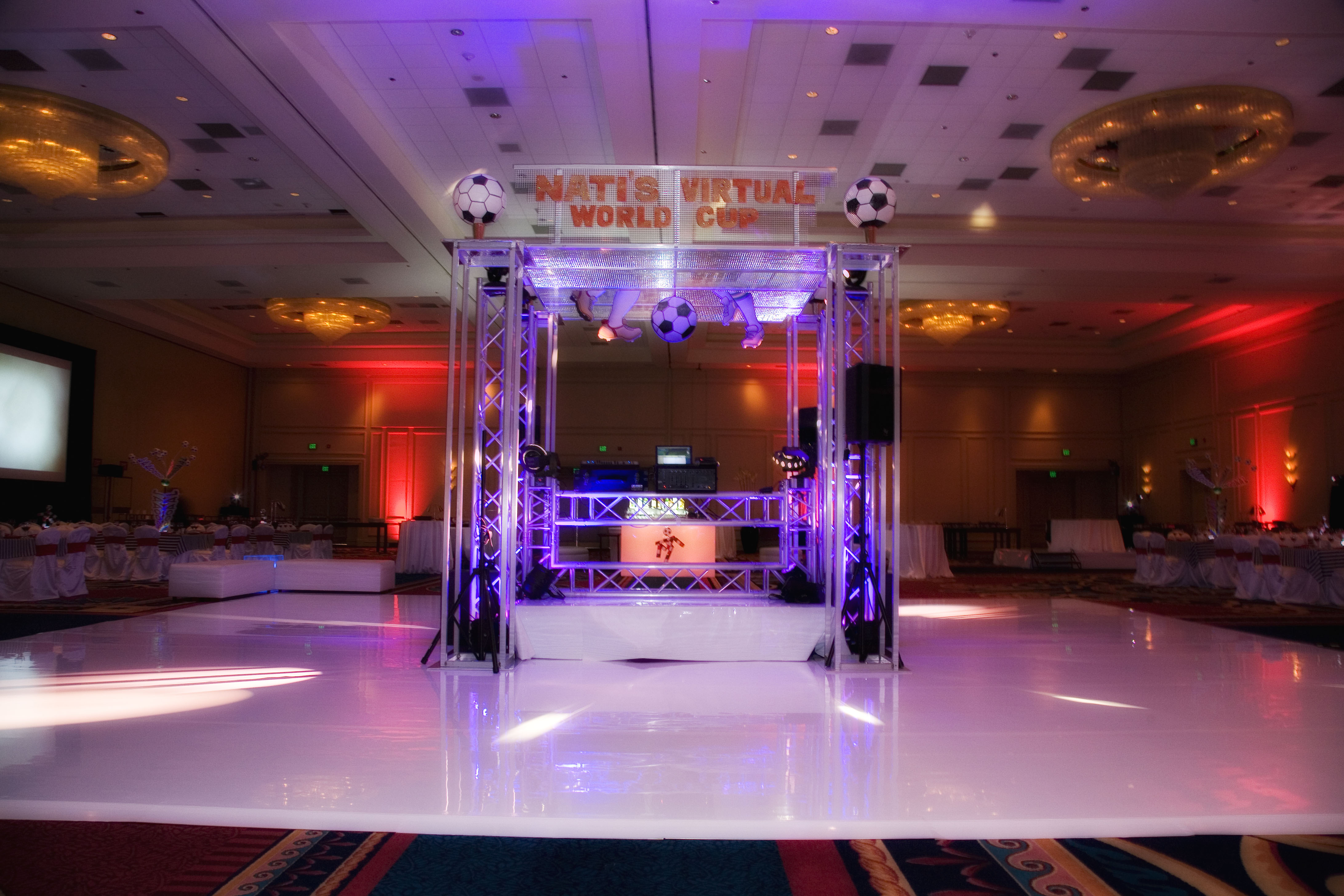 Einhorn Bar-Mitzvah at the Renaissance Orlando at Sea World