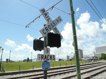 Tram Crossroads