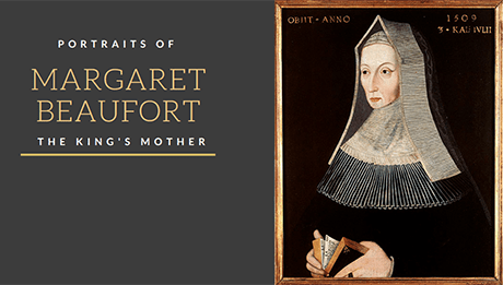 Margaret Beaufort Portrait