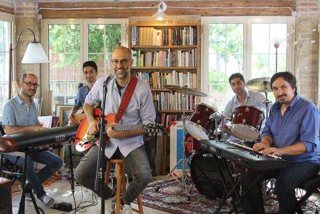 Michele Pavanello e la Otto Strade Band