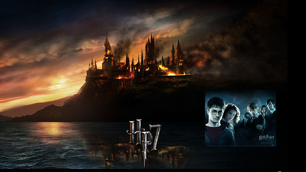 Deathly Hallows wallpaper