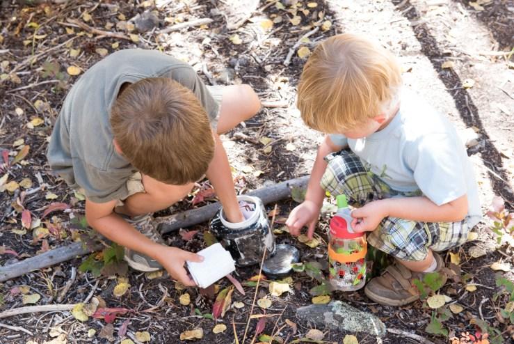 Fun with Kids: Geocaching